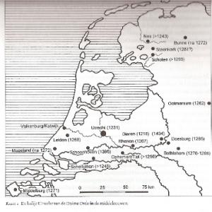 De Balije van Utrecht in de vijftiende eeuw
